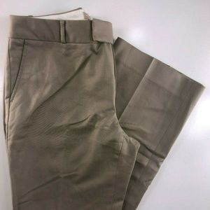 Banana Republic Martin Fit Flat Front Pants FF22